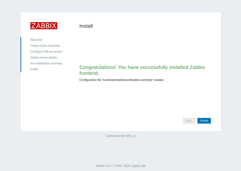 zabbix-4.2