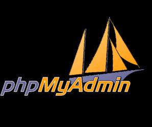 PhpMyAdmin выдаёт множество ошибок об устаревании
