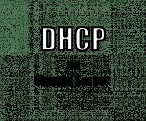 Установка и настройка DHCP на Ubuntu Server