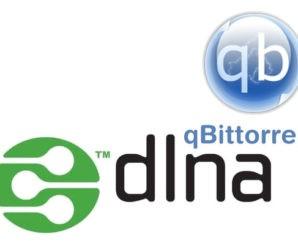 qBittorrent + MiniDLNA в Ubuntu 20.04